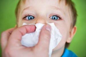 Чаще всего Нафтизин детям назначают для лечения насморка и заложенности носа