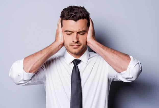 Тиннитус — звон в ушах: причины и лечение