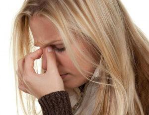 Затрудненное носовое дыхание – признак снижения пневматизации околоносовых пазух
