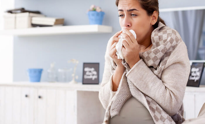 Как быстро и безопасно вылечить кашель при беременности?