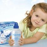 Долфин – это эффективное устройство для промывания носа для детей и взрослых