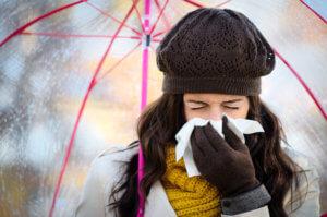 Первые признаки простуды как лечить