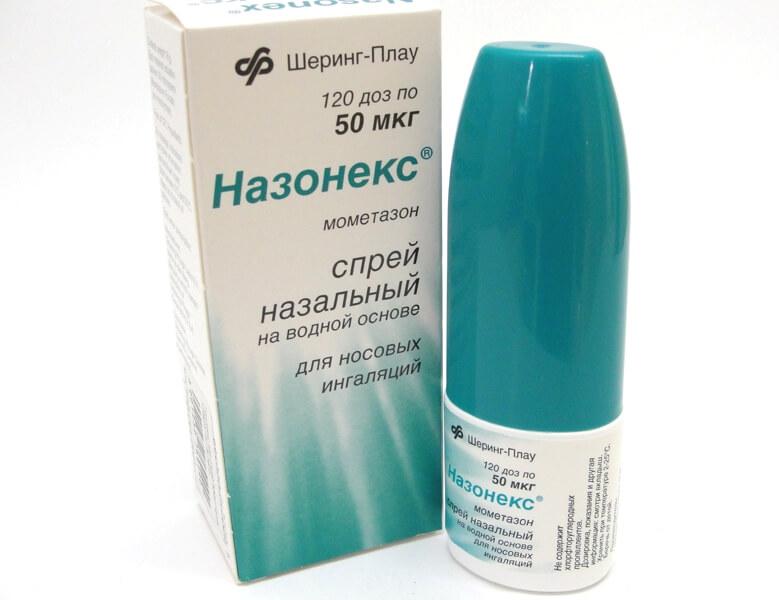 Применение Назонекса при гайморите и отзывы о препарате