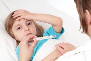 Без лечения температура может держаться долго, а заболевание переходит в хроническую форму