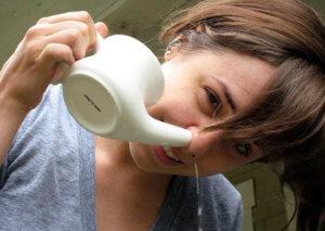 Промывание пазух носа – эффективный метод лечения при гайморите