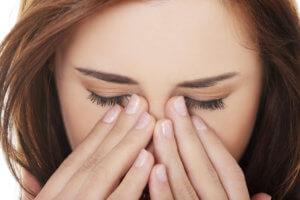 Прогревать пазухи носа можно только на этапе выздоровления!