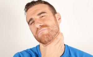 Дискомфорт в горле: безобидный невроз или опухоль?