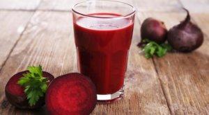 Свекольный сок – может быстро вылечить заложенность носа