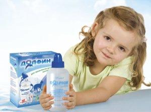Детям до 4 лет Долфин использовать запрещено!