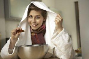 При повышенной температуре тела ингаляции делать запрещено!