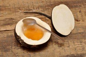 Черная редька с медом – эффективное средство от влажного кашля