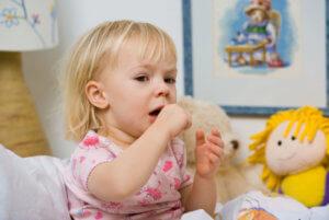 Типичные ошибки родителей при появлении кашля у детей по ночам