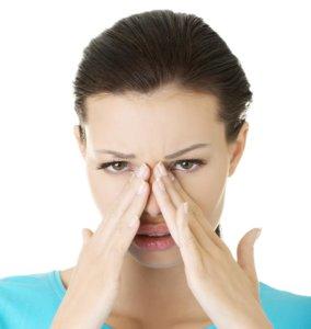 Полипы не дают свободно дышать носом!