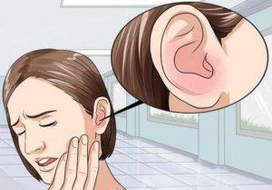 Чаще всего прострелы в ушах являются признаками евстахиита!