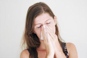 Запущенный насморк может стать причиной других заболеваний дыхательных путей