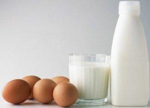 Яичная микстура применяется для лечения сухого кашля