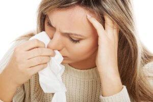 Антибиотики назначают, если гайморит был вызван бактериальной инфекцией