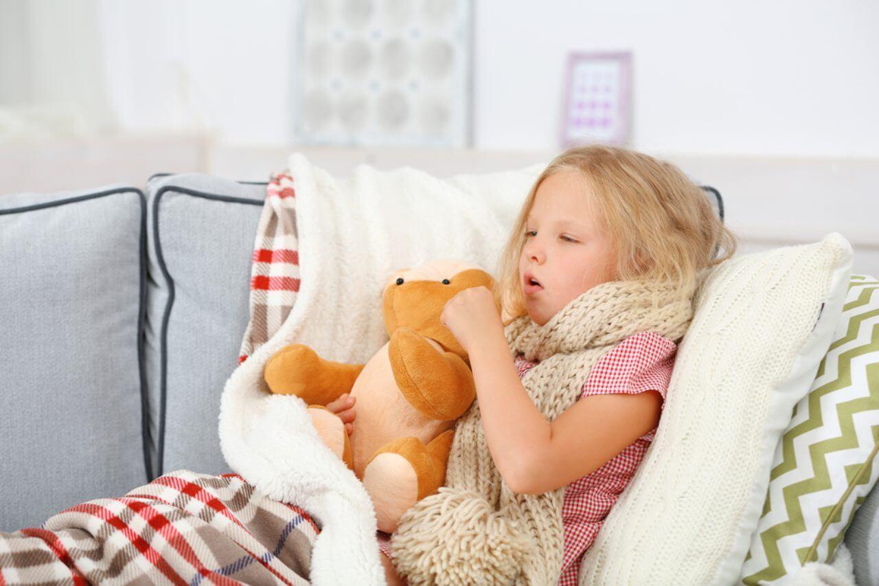 Народное средство от сухого кашля для детей: список лучших рецептов