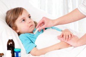 Состояние ребенка ухудшилось? – Нужен врач!