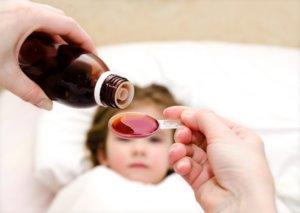 Детям антибиотики лучше давать в форме сиропа