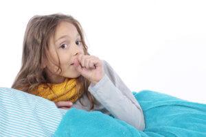 Сильный ночной кашель может быть признаком простудного заболевания