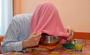 Ингаляции помогут сократить кашлевые приступы и быстрее выздороветь