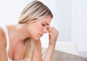 Носовая перегородка обеспечивает равномерное распределение потока воздуха между правой и левой долей носа