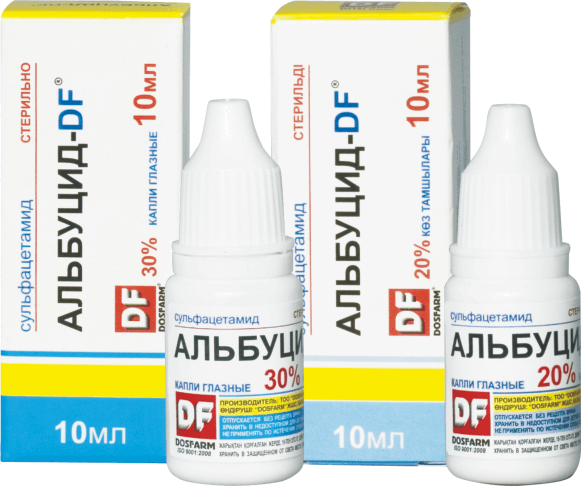Когда и как правильно использовать Альбуцид при насморке?