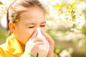 Препарат показан для лечения аллергического ринита