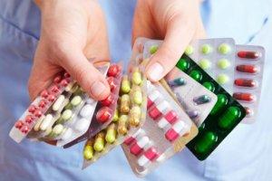 Препараты от аллергического кашля обладают антигистаминным действием