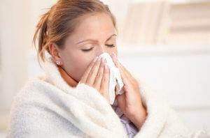 Капли применяют при насморке, который был вызван бактериальной инфекцией