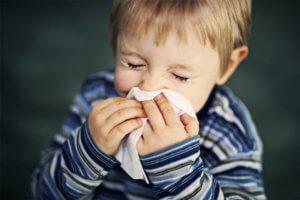 Применение Санорина дольше недели может привести к атрофии слизистой оболочки носа