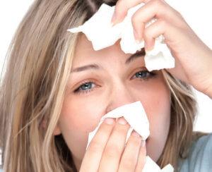 Аллергический ринит может стать причиной бронхиальной астмы