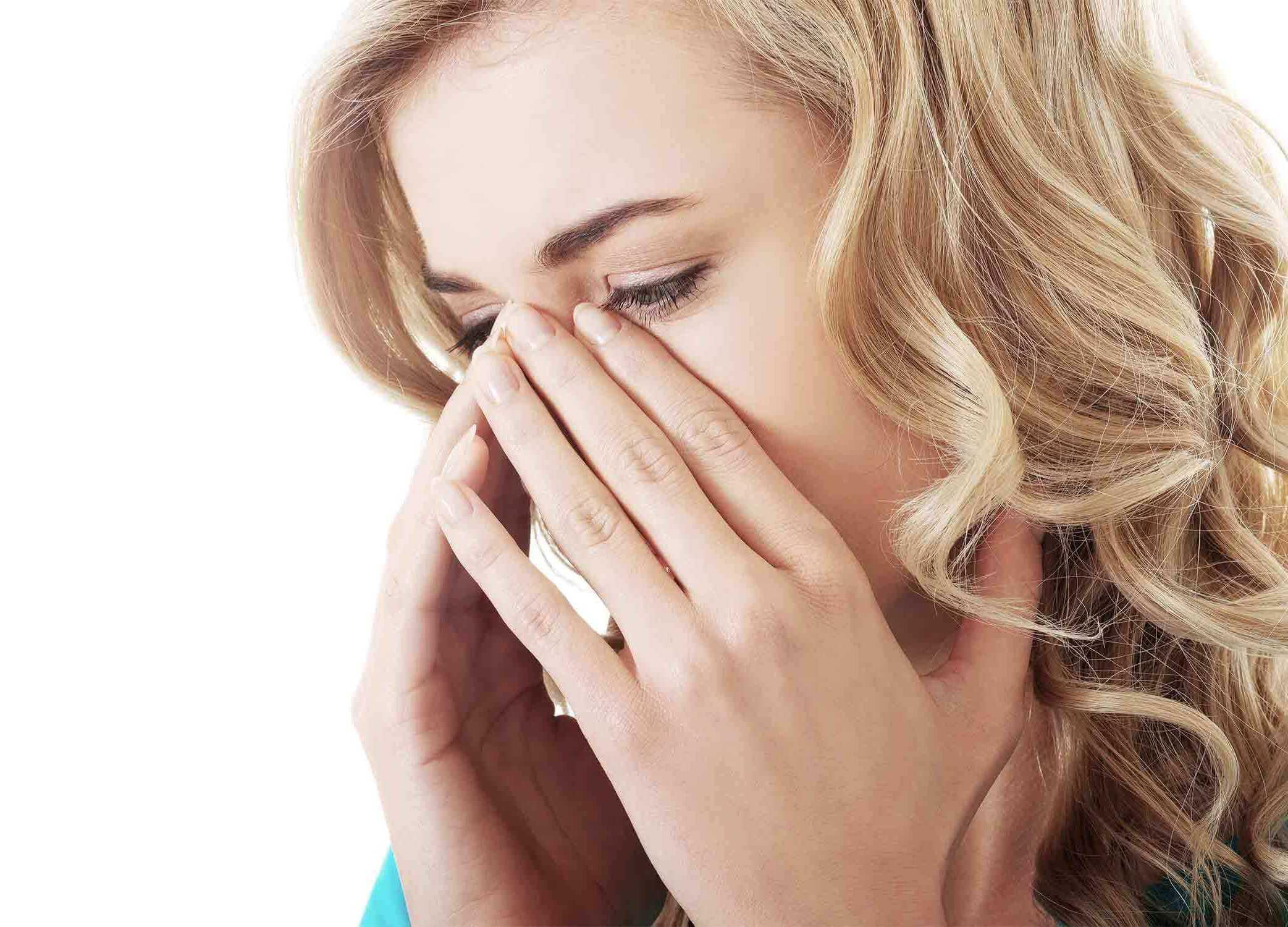 Насморка нет, но нос заложен — что это значит и что делать?