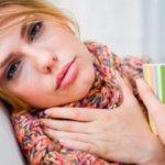 Боль в горле при беременности может быть признаками разных заболеваний