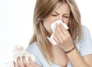 Спрей используют для устранения симптомов насморка разной этиологии