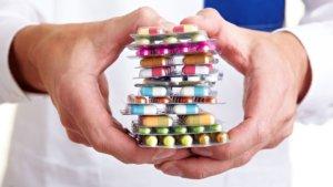 Действие антибиотика зависит от его состава