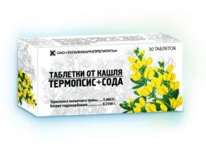 Нельзя принимать «Таблетки от кашля» вместе с препаратами, которые подавляют кашель
