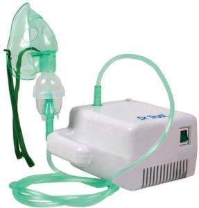 Ингаляция небулайзером обеспечивает полноценное воздействие лекарственных средств на слизистую носа