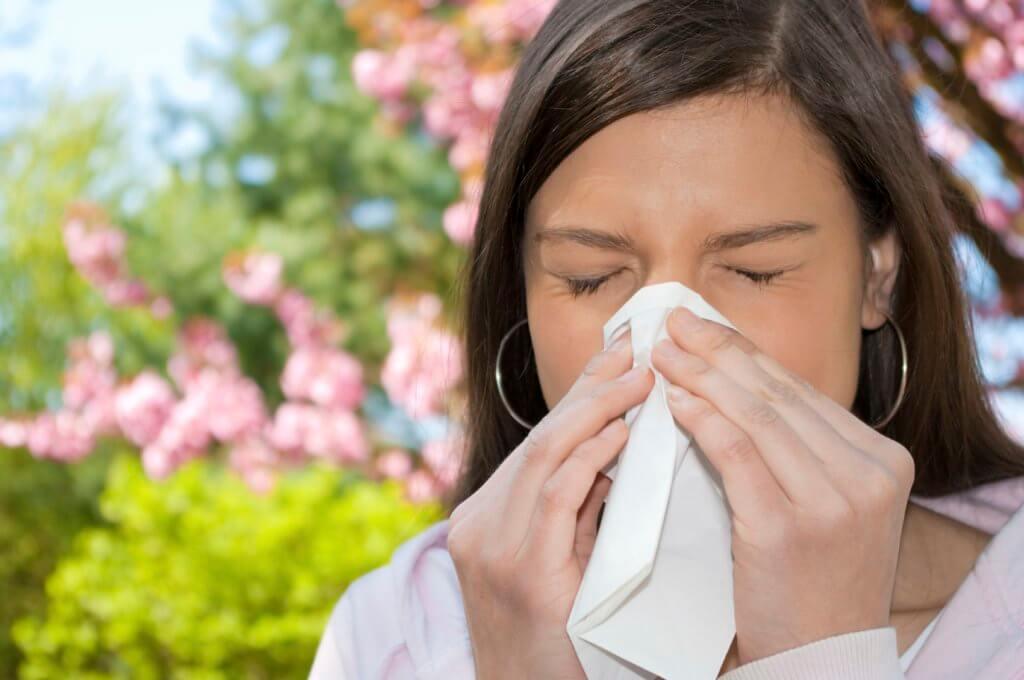 Препараты от аллергического насморка