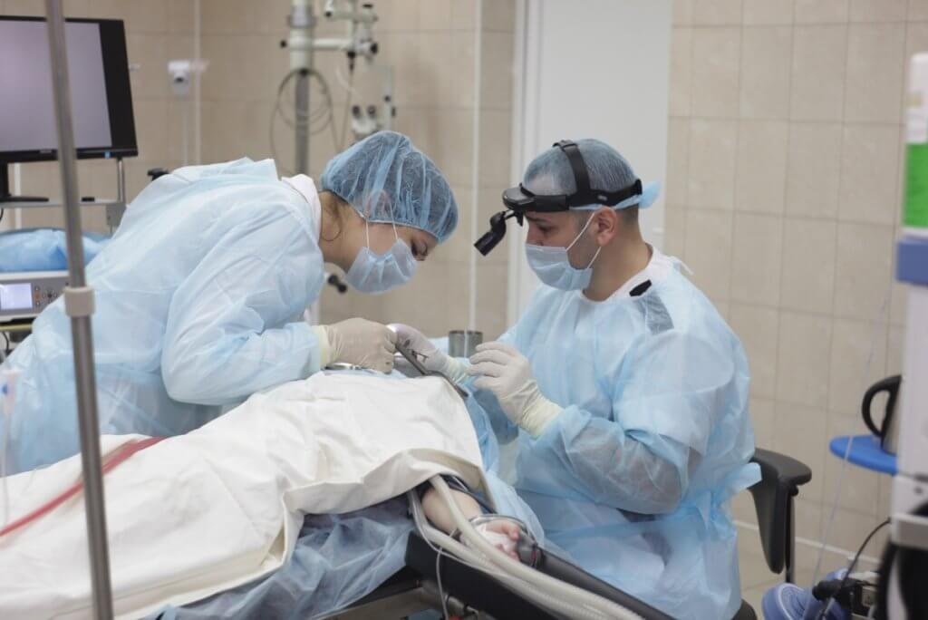Операция по удалению аденоидов