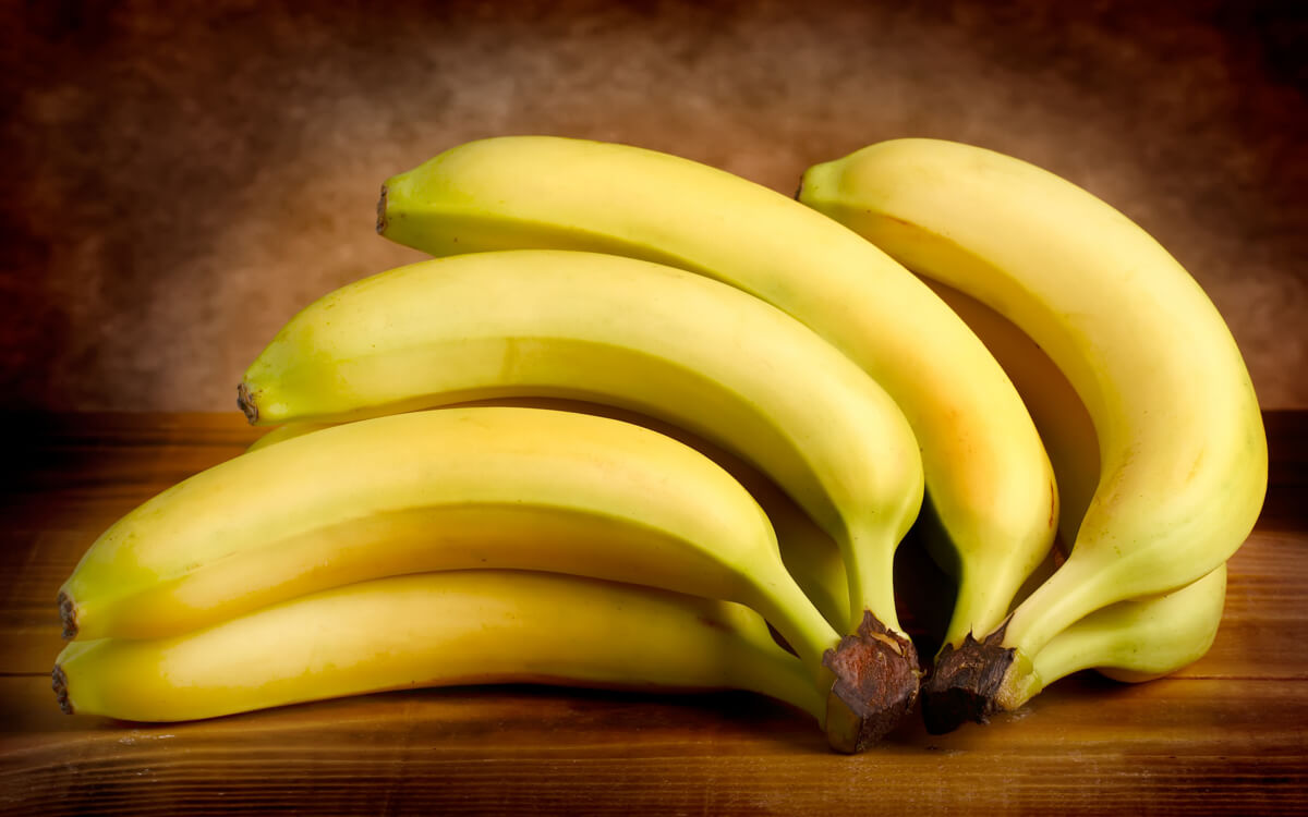 Бананы от кашля - лучшие рецепты