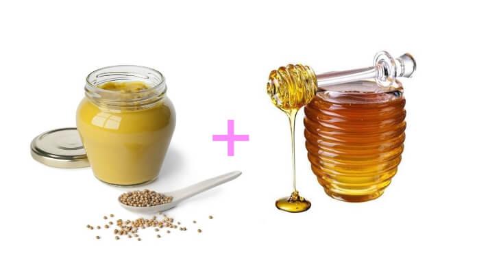 Горчица и мед