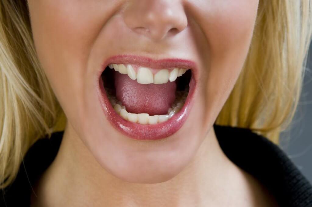 Ожог языка