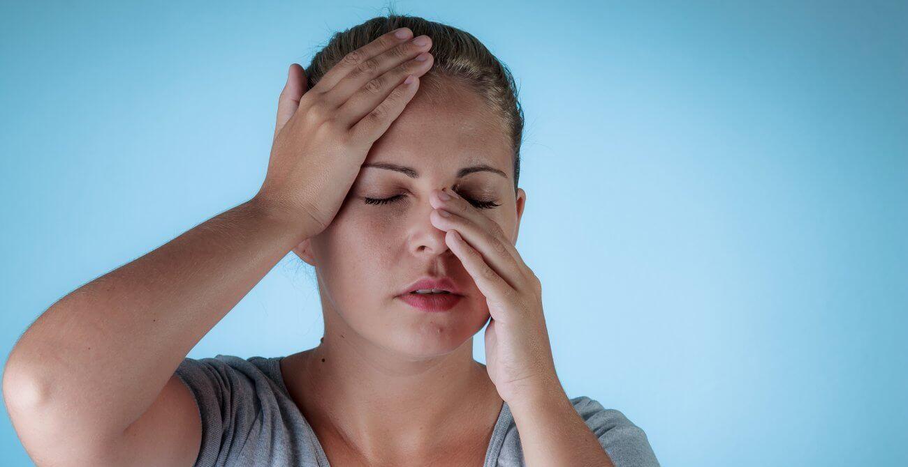 Причины возникновения боли в носу