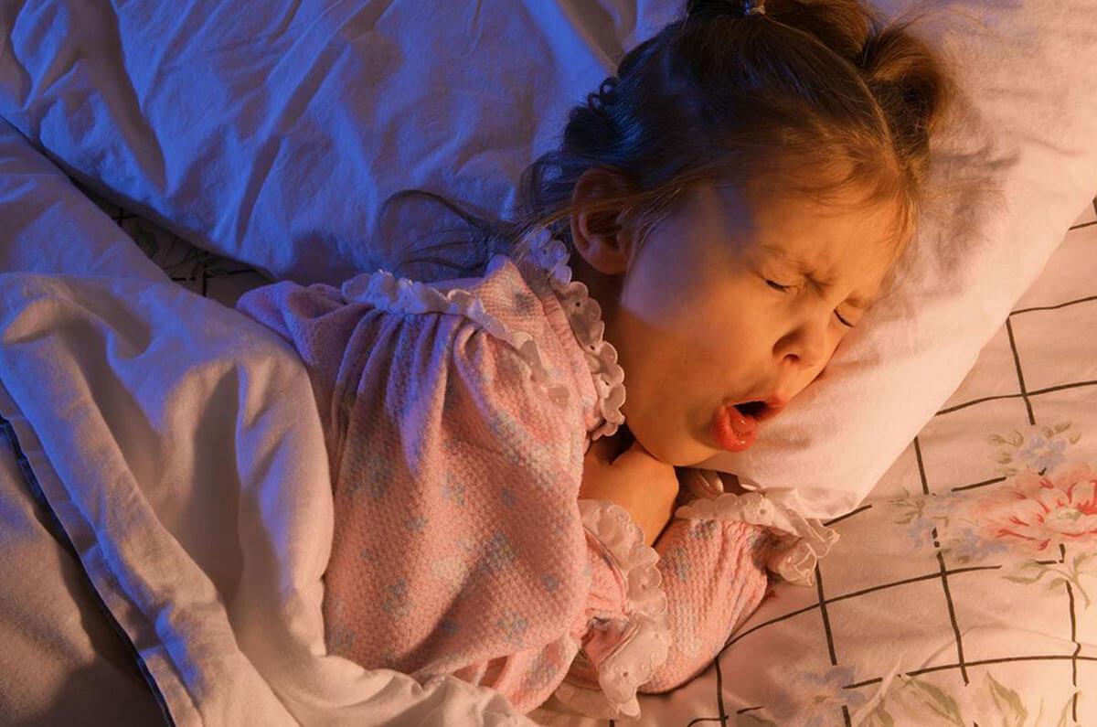 Как избавиться от ночного кашля, почему он возникает у детей и взрослых?