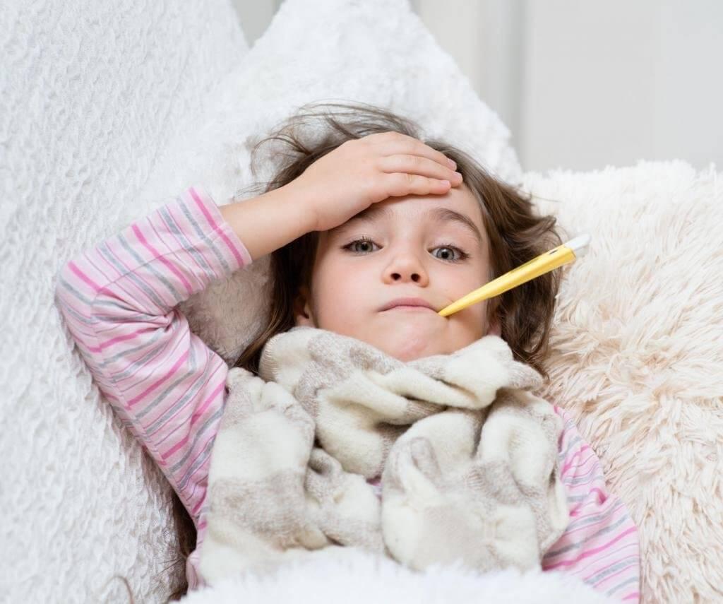 Как быстро вылечить ребенка от простуды, все, что нужно знать